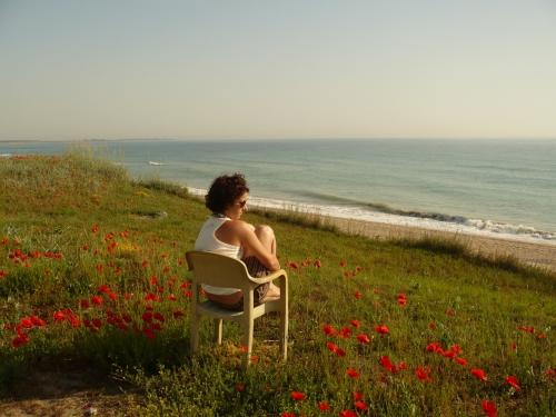 Черно море, близо до Румънската граница